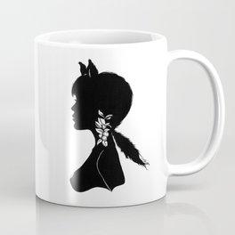 Foxy Silhouette Coffee Mug