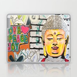 Good Karma Buddha Laptop & iPad Skin