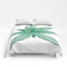 Aloe Comforters