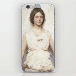Abbott Handerson Thayer - Angel iPhone Skin