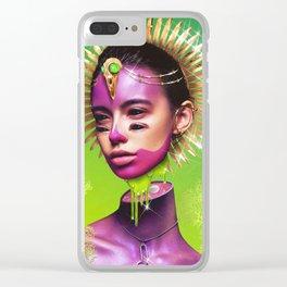 Ave Daemonium Clear iPhone Case