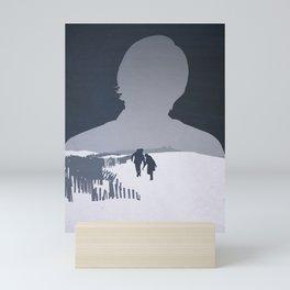 Meet Me In Montauk Mini Art Print