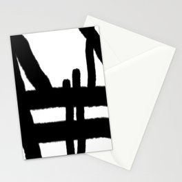 erase the wrong mistake Stationery Cards