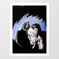 The Power of Christ Compels You Art Print