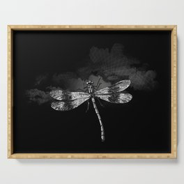 DRAGONFLY II Serving Tray