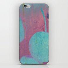 Blue Cherries iPhone & iPod Skin