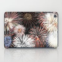 fireworks iPad Cases featuring Fireworks by Urlaub Photography