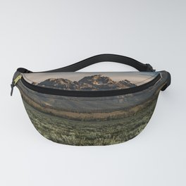 Teton Morning Fanny Pack