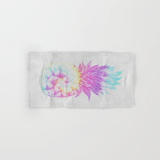 Pineapple Paradise Hand & Bath Towel