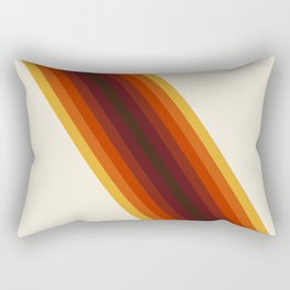 Rewind- Vintage Retro #2 Rectangular Pillow