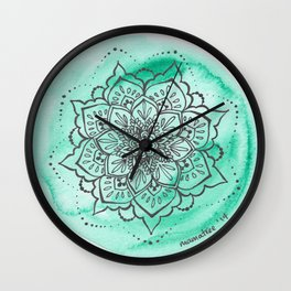 Nathalie Wall Clock