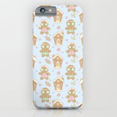 Gingerbread Sweethearts Slim Case iPhone 6s