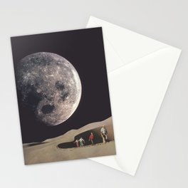 Space Dunes Stationery Cards