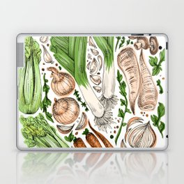 Vegetables Laptop & iPad Skin