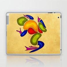 Frog Laptop & iPad Skin