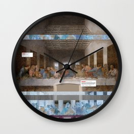 The Last Supper _review Wall Clock