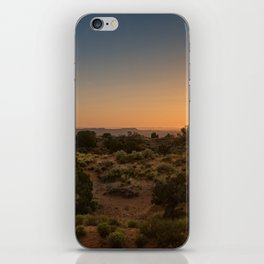 Desert Sunrise iPhone Skin