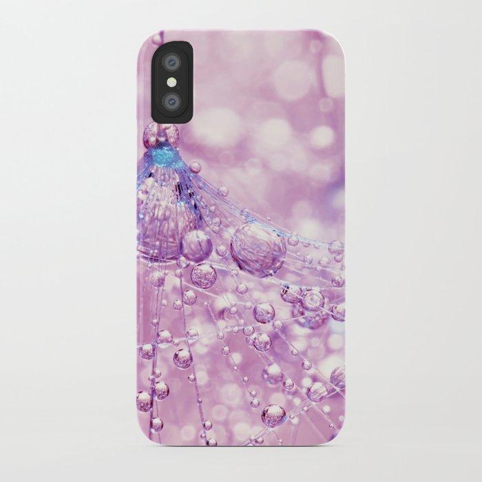 Dandy Pretty in Pink iPhone Case