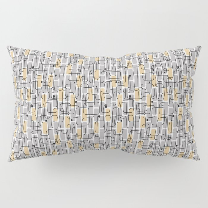 City with lights Pillow Sham