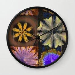 Overequip Taste Flower  ID:16165-062109-37511 Wall Clock