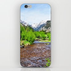 Estes Park iPhone & iPod Skin