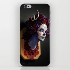 Momma Muertita Side iPhone & iPod Skin