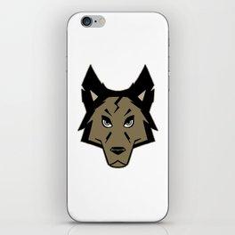 Knightwolf Logo iPhone Skin