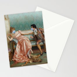 Social Distancing Series IV Stationery Cards