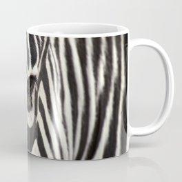 Zebra Eye Coffee Mug