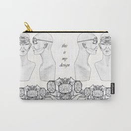 india biju 3 Carry-All Pouch
