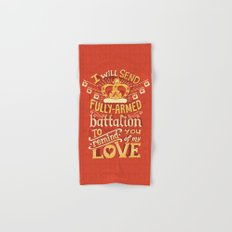 Battalion Hand & Bath Towel