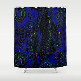 Rough Exterior Shower Curtain