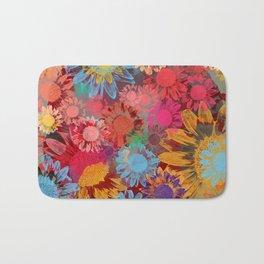 Flower carpet 38 Bath Mat