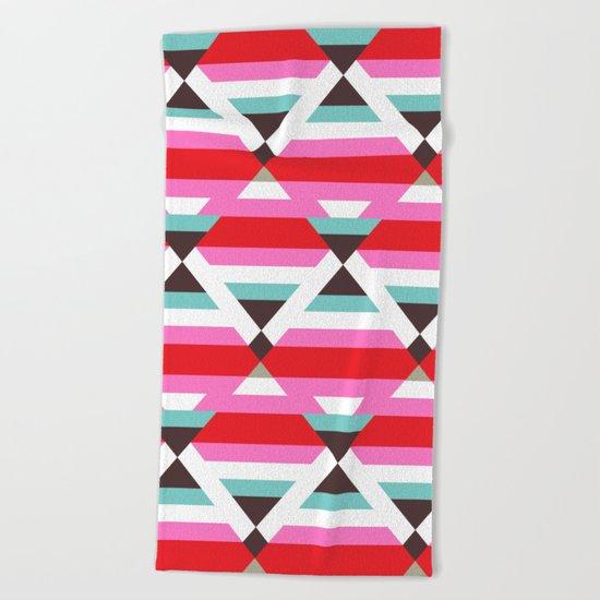 Pattern36 Beach Towel
