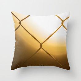 Stop! Throw Pillow