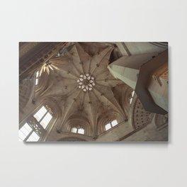 Cathedral II Metal Print