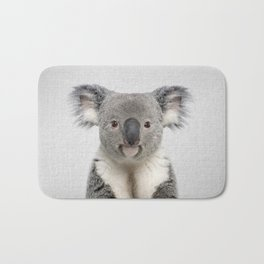 Koala 2 - Colorful Bath Mat