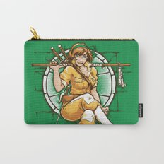 The 5th Turtle Carry-All Pouch