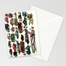 On Our Way. Stationery Cards