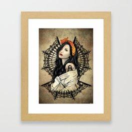 Hood Rich Framed Art Print