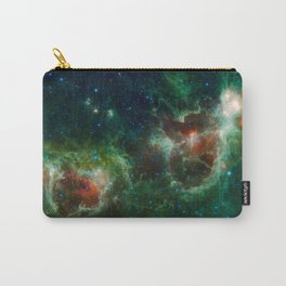 The Heart and Soul nebulae (NASA's Wide-field Infrared Survey Explorer) Carry-All Pouch