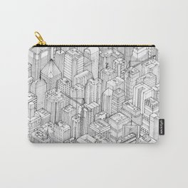Isometric Urbanism pt.1 Carry-All Pouch