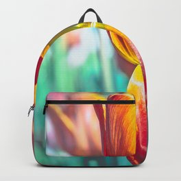 Festival canadien des tulipes Backpack