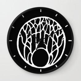 Black and White Design 33 Wall Clock