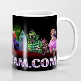HorrorFam.com Monster Fam Coffee Mug