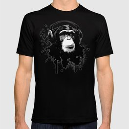 Monkey Business - White T-shirt