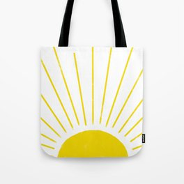 Always Sunny Tote Bag