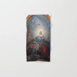 Jean II Restout - Les pelerins d'Emmaüs Hand & Bath Towel