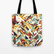 Native Geometric Tote Bag