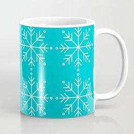 Winter/Christmas - Snow Crystals V.2 Coffee Mug